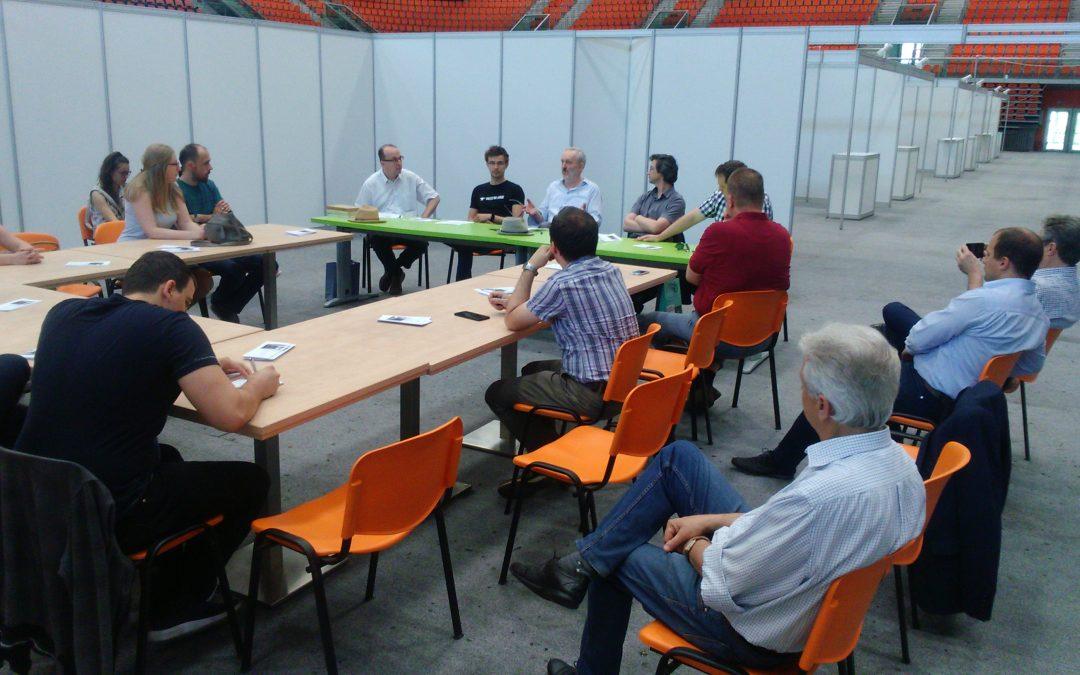 Panel diskusija u okviru prvog sajma CyberExpoZe u Zenici
