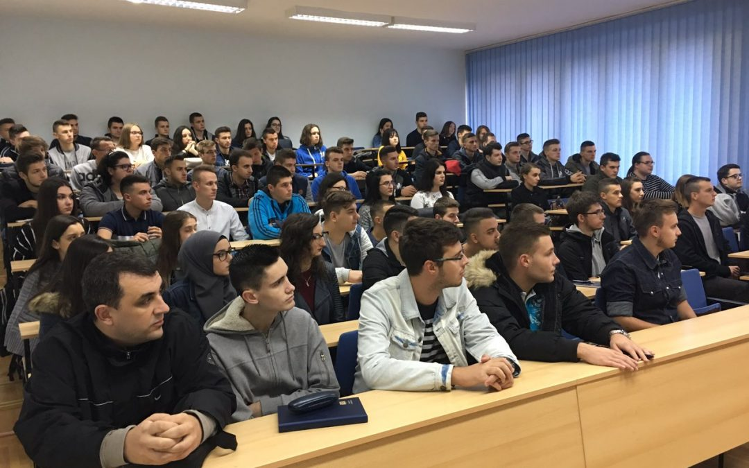 Svečani početak nastave na Politehničkom fakultetu