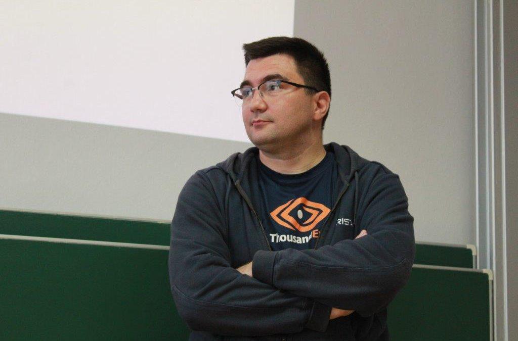 """Kemal Šanjta održao predavanje """"Upravljanje karijerom i očekivanjima u IT"""""""