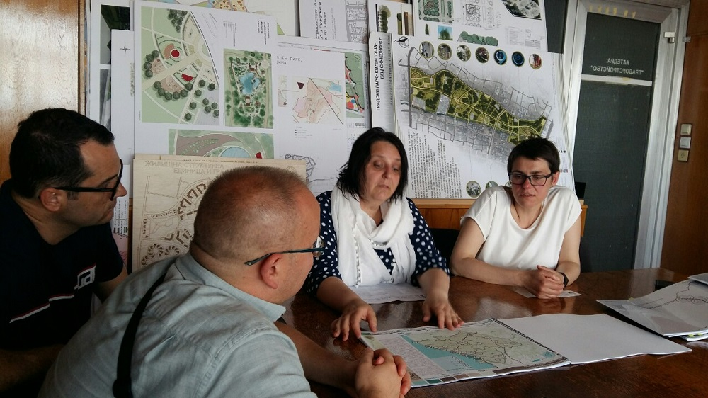 Aktivnosti Erasmus+ projekta HURBE (Zdravo urbano okruženje)
