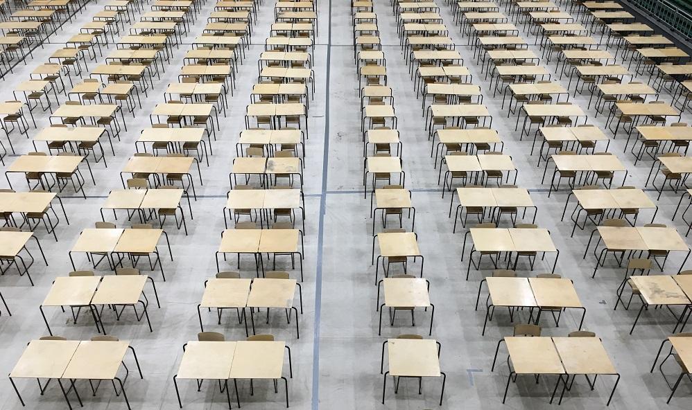 Raspored prijavljenih kandidata za prijemni ispit