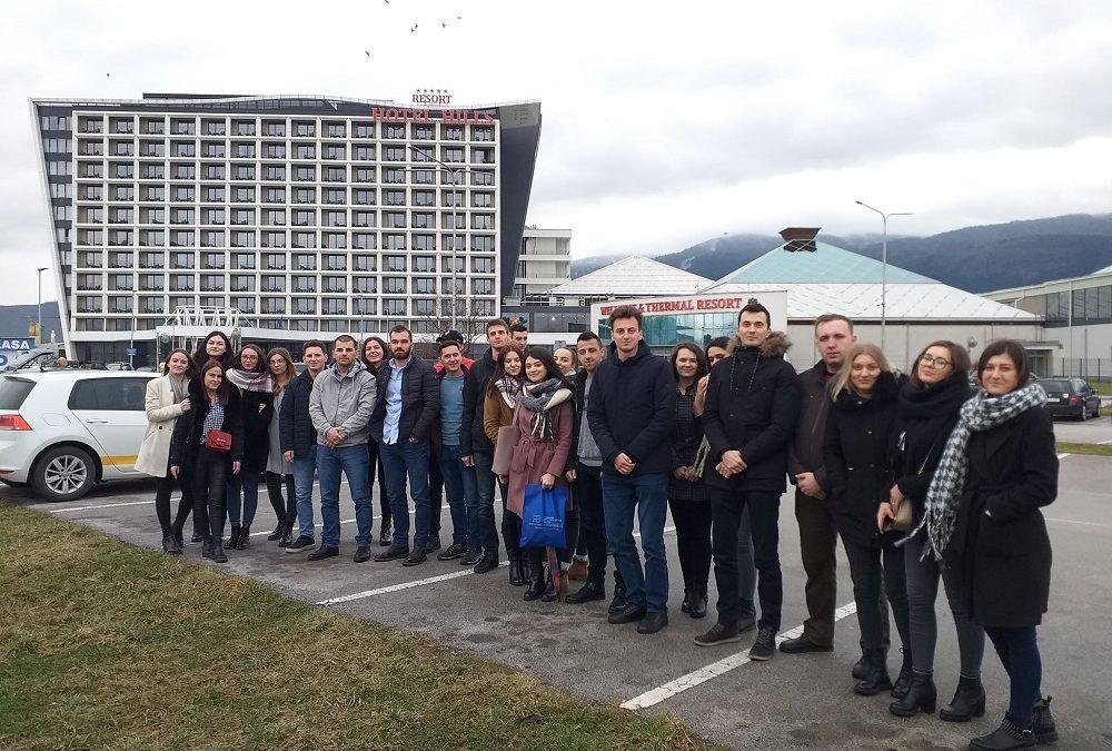 Posjeta studenata – konferencija SFERA 2020. (Sarajevo)