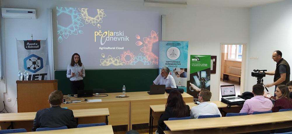 Prezentacija softverskih rješenja studenata odsjeka Softversko inženjerstvo
