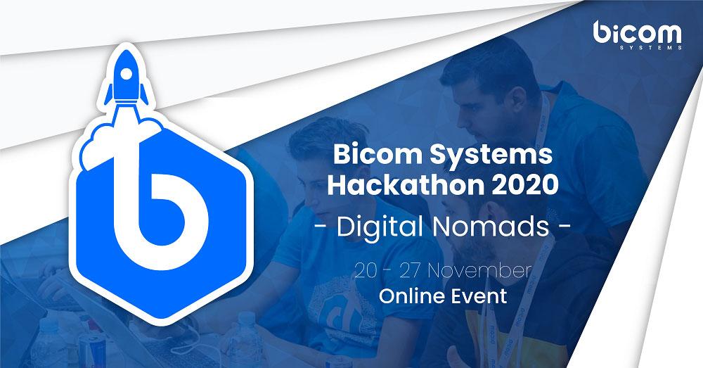 Bicom Systems Hackathon – Digital Nomads