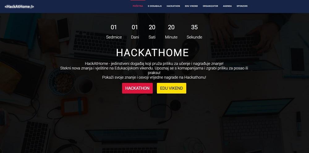 BEST Mostar otvorio prijave za HackAtHome!