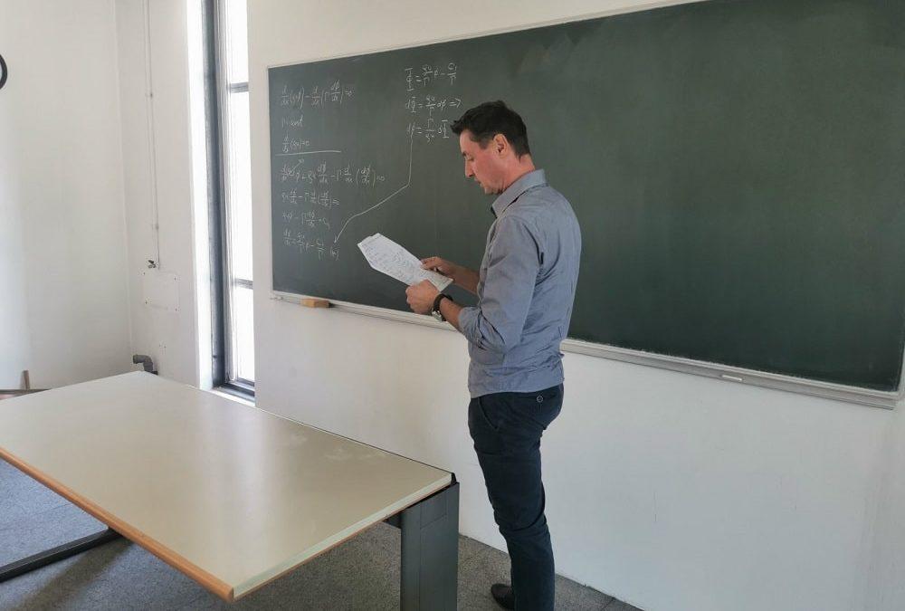 Gostujuće predavanje prof. dr. Edina Berberovića na BOKU univerzitetu u Beču