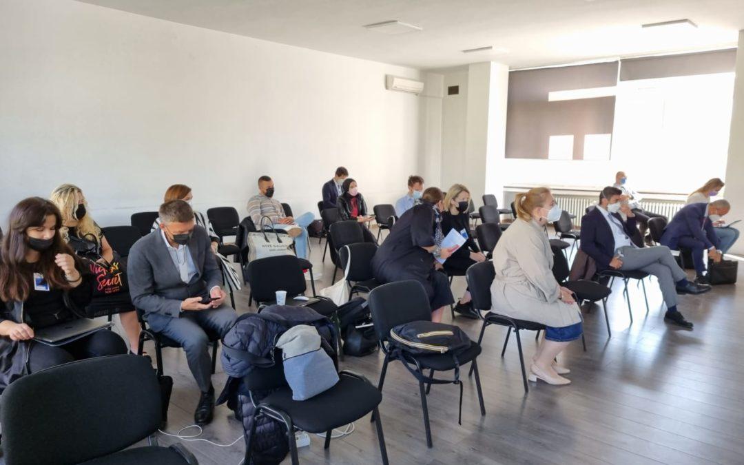 """Međunarodna konferencija HURBE2021 """"Stvaranje zdravih gradova za ljude. Obrazovanje, istraživanje i praksa u planiranju, arhitekturi i inženjeringu"""""""